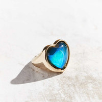 Heart Mood Ring | Urban Outfitters