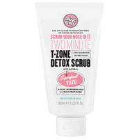 Soap and Glory Scrub Your Nose In It Two-Minute T-Zone Detox Scrub