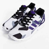 adidas Originals ZX Flux Running Sneaker- Purple