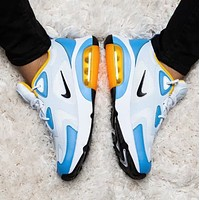 Nike Air Max 200 New fashion hook sports leisure shoes men