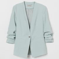 Jacket - Mint green - Ladies | H&M US