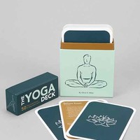 Yoga Positions Card Set