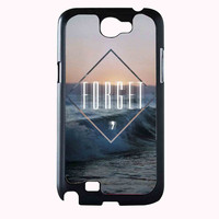 forget freak FOR SAMSUNG GALAXY NOTE 2 CASE**AP*