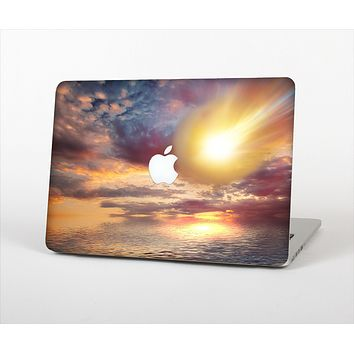 The Fiery Metorite Skin Set for the Apple MacBook Air 13""