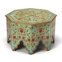 Butler Priya Hand Painted Coffee Table