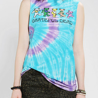 Urban Outfitters - LIFE Grateful Dead Tie-Dye Muscle Tee