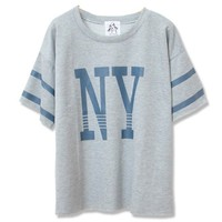 Letters Loose T-shirt