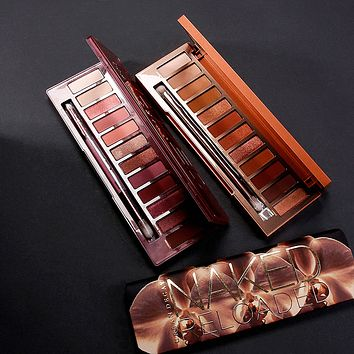 Urban Decay Decay Urban Eyeshadow Palette UD Eyeshadow Naked Pumpkin Cherry Cherry Honey Cloud Thunder