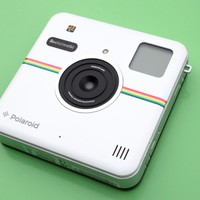 Polaroid's camera prints pics and posts to Instagram (Wired UK)