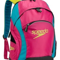 Sonic Backpack (25L) - Packs & Bags - Speedo USA SwimwearSpeedo USA - ACCESSORIES: Shop By Category: Packs & Bags: Sonic Backpack (25L)