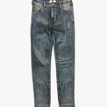 Ring Wash Blue Jeans