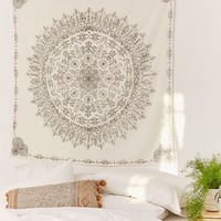 Juniper Medallion Tapestry | Urban Outfitters