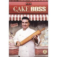 Cake Boss (2 Discs) (Widescreen)