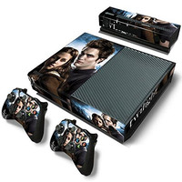Mod Freakz Xbox One Console Vinyl Skin and Controller Skin Teen Vampire Lovers