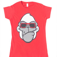 KENNDY THE APE TEE - HtDogWtr-Believe In Your Flyness!