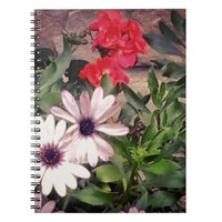 Beautiful Flowers Notebook