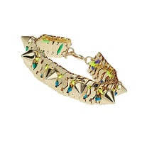 Stud Thread Wrapped Bracelet - Jewelry - Bags & Accessories - Topshop USA