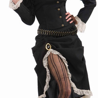 Renegade Steampunk Girl Costume for Women