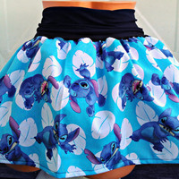 Stitch Skirt shirt kawaii Lilo