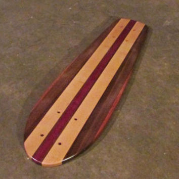 """22 inch Mini Penny Skateboard """"Surfrider"""", deck only"""