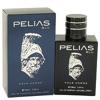 Pelias Blu Eau De Parfum Spray By YZY Perfume For Men