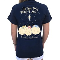 Southern Attitude Preppy Do You See Holiday T-Shirt