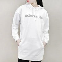 Adidas diligerba and the new women's long sports casual hoodie jumper