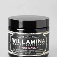 Willamina Modern Apothecary Rose Mask