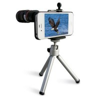 Iphone Lens And Tripod Kit | Electronics & Gadgets | SkyMall
