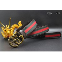 Gucci Belt Men Women Fashion Belts 537896