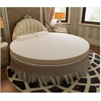 Shrouded King and Queen Size Cotton Mattress