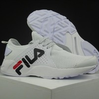 Fila 1751 White Running Shoes Size 36-44.5