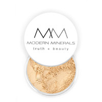 Modern Minerals Foundation Medium Almond