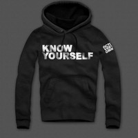 Know Yourself OVO Hoodie By Drake - WEHUSTLE | MENSWEAR, WOMENSWEAR, HATS, MIXTAPES & MORE