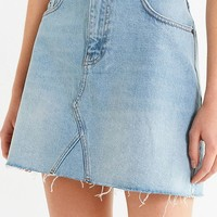 BDG Re-Made Denim Mini Skirt | Urban Outfitters