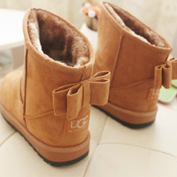 Fashion women boots winter boots 2015 fashion zapatos mujer Flat boots for women Warm Ladies new arrival snow boots women shoes
