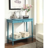 Convenience Concepts French Country Hall Table, Multiple Colors - Walmart.com