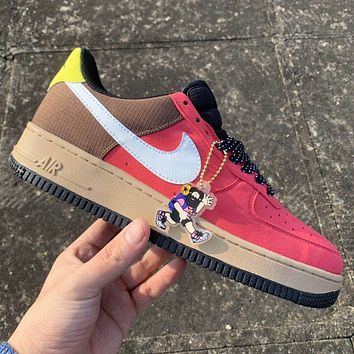 Nike Air force 1 Low New fashion hook sports leisure couple shoes