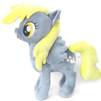 """Derpy Hooves 12"""" Plush Doll My Little Pony Plushie IN UK"""