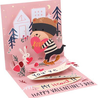 Stole My Heart Popup Valentine Card