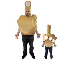 The Middle Finger Costume