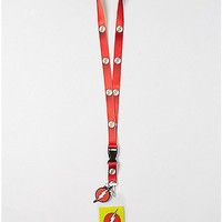 Logo The Flash Lanyard - Spencer's