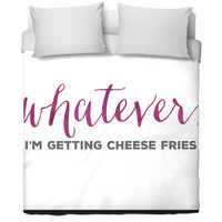 Mean Girls Quote Bed Spread