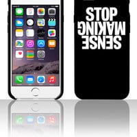 Stop Making Sense 5 5s 6 6plus phone cases