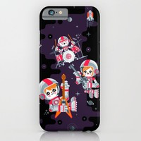 Space Rock iPhone & iPod Case by Chobopop | Society6