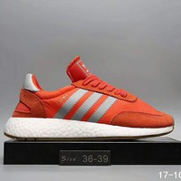 Adidas Iniki Runner Boost Fashion Trending Running Sports Shoes Sneakers Orange I-A0-HXYDXPF Tagre™