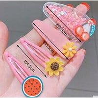 Cute and fashionable hairpin for girls