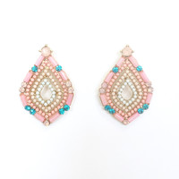 Candy Land Crystal Earrings