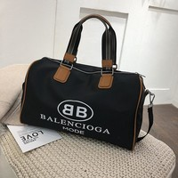 Balenciaga ladies fashion handbag large capacity travel bag
