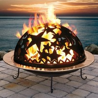 Good Directions 778sd Starry Night Small Fire Dome Complete Set:Amazon:Patio, Lawn & Garden